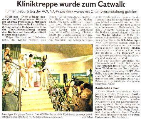 RHV Catwalk