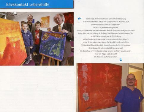 Acuna und Nürnbergs Lebenshilfe Magazin
